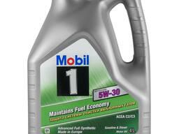 2.Синтетическое моторное масло MOBIL 1 ESP FORM 5W30 1 литр/4 литр