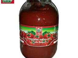30%томатная паста в асептических евробочках от производителя - фото 4