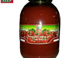 30%томатная паста в асептических евробочках от производителя - фото 5