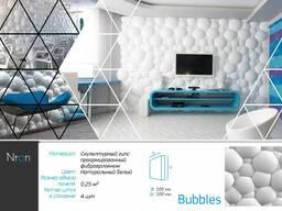 3D 3Д панели Bubbles