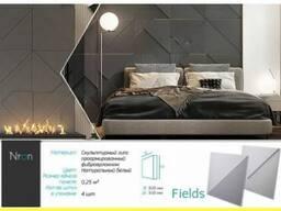 Гипсовые 3D панели Fields