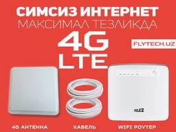 3G 4G antenna HSUPA антенна c модем и роутером Huawei E5186
