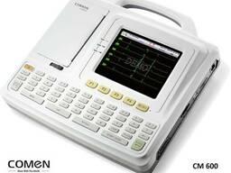 6-канальный экг (электрокардиограф) COMEN CM600