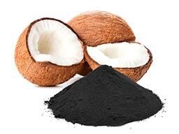 Активированный уголь. КАУ-кокосовый.