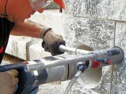 Алмазное сверление отверстий для труб