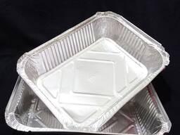 Алюминиевый контейнер для горячих блюд