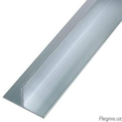 Алюминиевый тавр 40x40x3 мм АД31Т5 ГОСТ 8617-81
