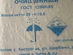 Алюминий сульфат технический, очищенный, «высший сорт»
