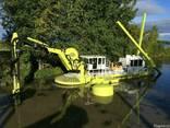 Amphibex AE850P Земснаряд, экскаватор, амфибия, ледокол. - фото 3