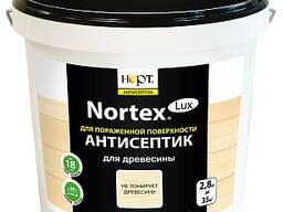 Антисептик антиплесень «Nortex»-Lux для древесины дерева