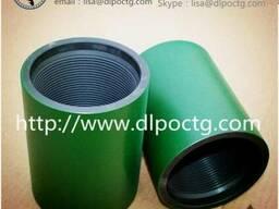 ApI 5CT углеродистая сталь муфта / щенок совместное