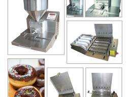 Аппарат для приготовления пончиков (donut makinasi)