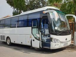 Аренда туристического автобуса 33 мест в Ташкенте