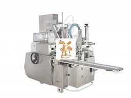 ARG – автомат дозирования и фасовки мороженого