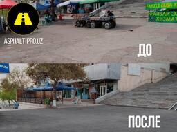 Асфальтирование Ташкент | Качественный Асфальт от Профи