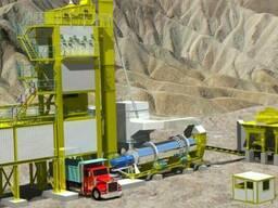 Асфальтный завод Иранского производства