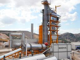 Асфальтобетонные заводы SIGMA (PRIMA 200 - 340 т/ч)