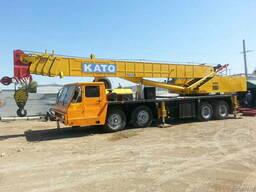Автокран KATO NK-500E-v