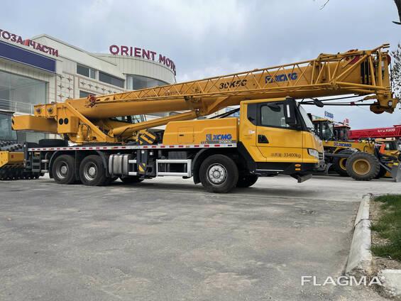 Автокран XCMG 30 тонн. QY30K5C