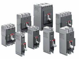 Автомат силовые выключатели Tmax XT и Formula