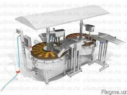 Автоматическая линия для жарки драников ПЖД с производительн