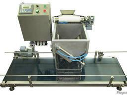 Автоматическая система отсчета и укладки продукции в ящики