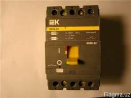 Автоматические выключатели серии ВА- 88-32 IEK