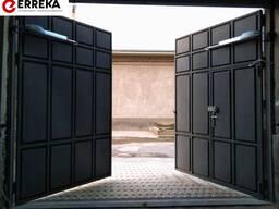 Автоматика для распашных ворот из Испании. Испаниядан автоматика дарвоза учун.