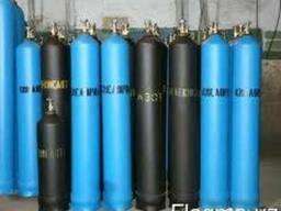 Баллон кислородный 40л. -45Д-150 кгс/см2( 14, 7МПа) ГОСТ 949-7