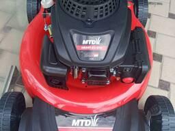 Бензиновая газонокосилка MTD SMART 53 SPO Самоходная