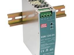 Блок питания EDR-120-24 5A MEAN WELL