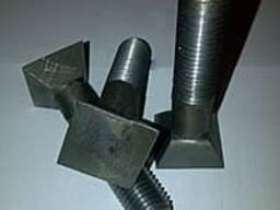 Болты футеровочные , бронеболт М36