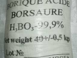 Борная кислота / Ортоборная кислота