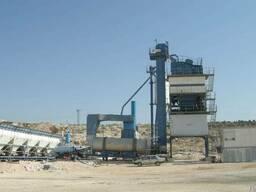 БУ стационарный асфальтобетонный завод Benninghoven TBA-200