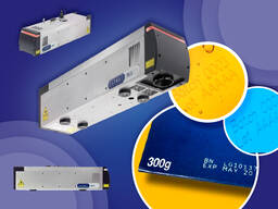 Бюджетный лазерный принтер, маркиратор Linx SL1 CO2 10-Вт