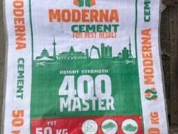 Цемент Модерна м-400. 50кг