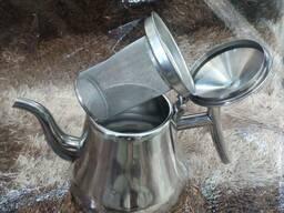 Чайник из нержавеющей стали 1л