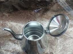 Чайник из нержавеющей стали 2л