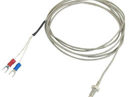 Датчик температуры NEV-2m-6mm K 800°C 2-метр