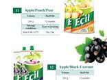Детские фруктовые соки и пюре - photo 5
