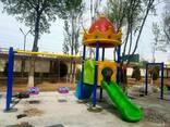Детские стульчики, детские горки, площадки, качели - фото 4
