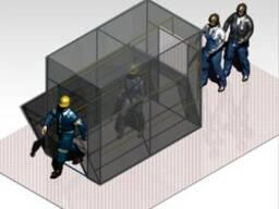 Дезинфицирующая установка (тоннель, коридор, бокс)