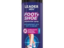 """Дезодоранты для ног и обуви от """"LeaderMen"""""""