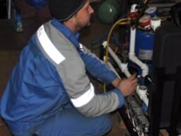 Диагностика и сервисное обслуживание осушителей сжатого воздуха
