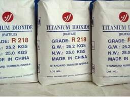 Диоксид титана R218