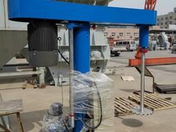 Диссольвер для производства водоэмульсионной краски