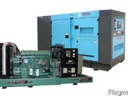 Дизельные, бензиновые и газовые генераторы от 10 до 3000 квт