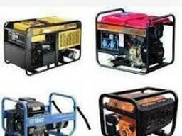 Дизельные генераторы (От разных производителей)