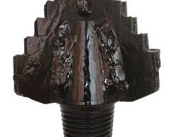 Долото 3-х лопастное (пикобур) Ф132 мм