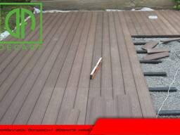 Фасадные доски из ДПК (сайдинг) производства Decart